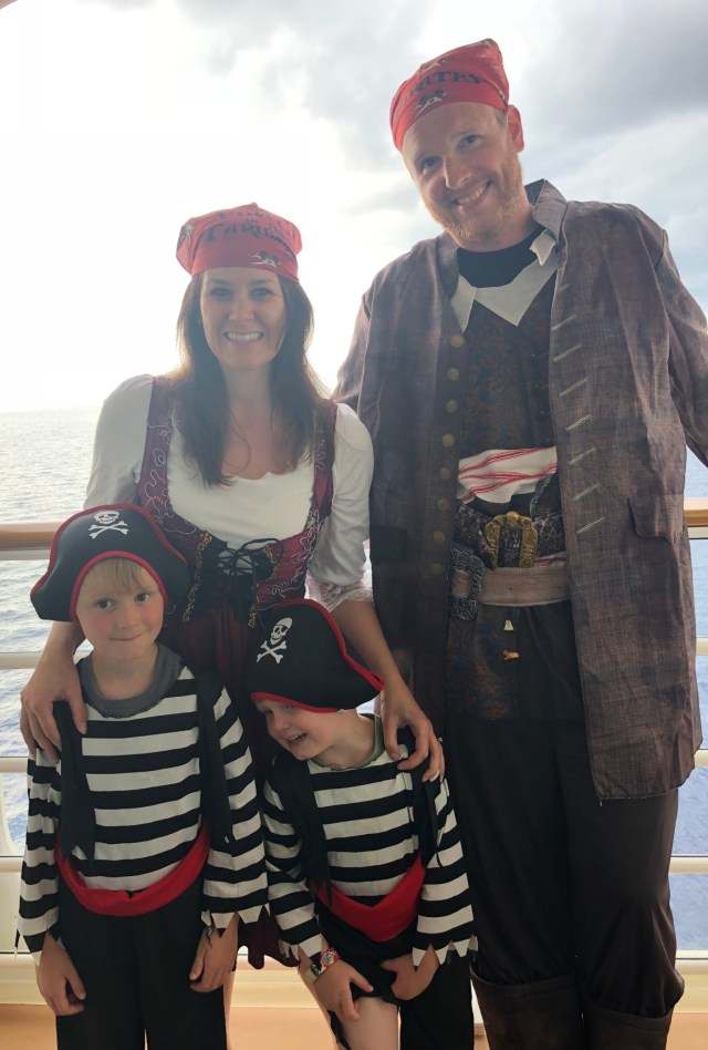 Miles and Points Credit Cards for Beginners Pirate Night