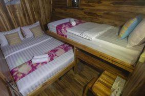 Lower Deck Cabin 1 Maipa Deapati Liveaboard