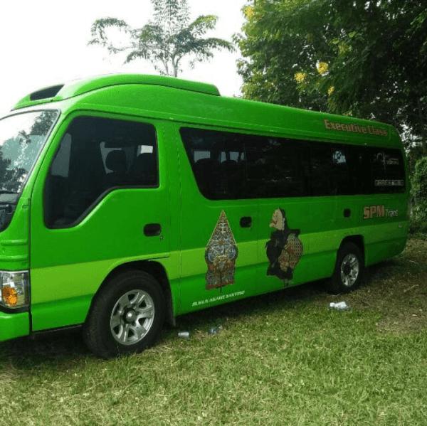 Sewa Elf Surabaya Sidoarjo