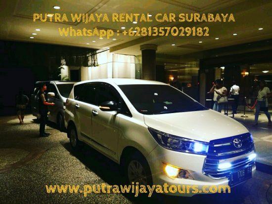 Rental Car Surabaya Sewa Mobil Innova Reborn