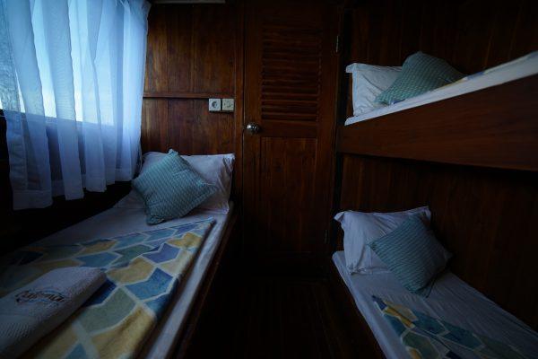 Midd Deck Cabin