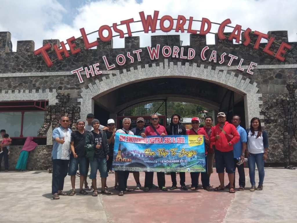 Paket Tour Jogja Merapi