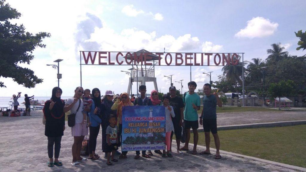 Paket Wisata Murah Belitung Tour 3 Hari 2 Malam