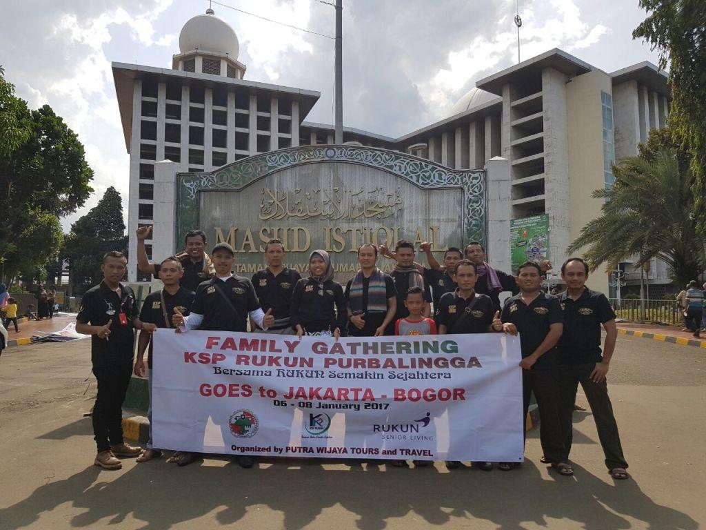 Paket Wisata Murah Jakarta Bogor 4 Hari 3 Malam