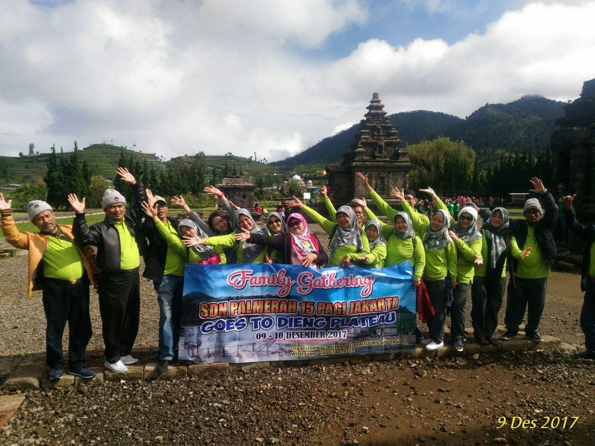 Paket Wisata Murah dari Jogja Semarang Purwokerto ke Dieng 2 Hari 1 Malam
