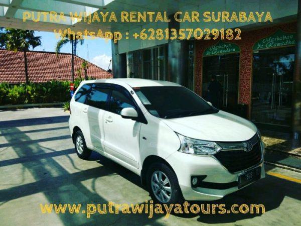 Rental Car with Driver Sewa Mobil Avanza Surabaya