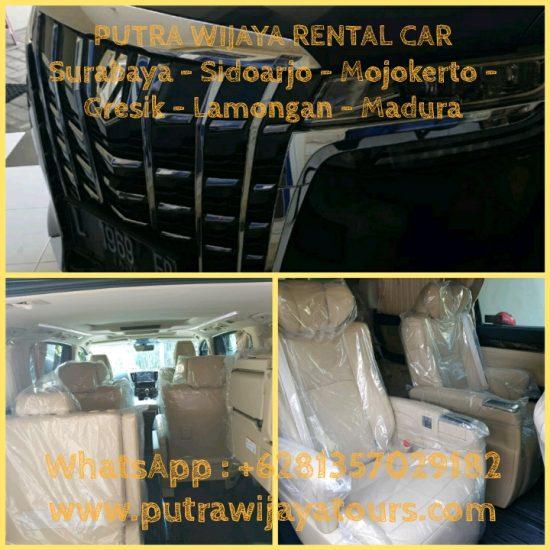 Rental Car Surabaya Sewa Mobil Alphard untuk Perjalanan Bisnis, Event, Kunjungan Kerja Dinas dan Wisata