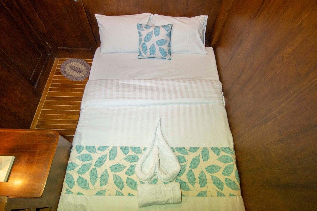 Lower Deck Cabin 6