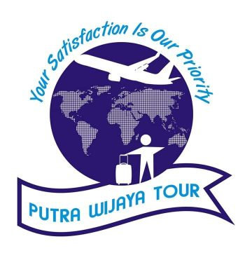 Logo Perusahaan Profile Company Putra Wijaya Tours Travel