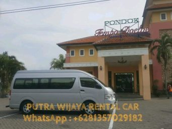 Sewa Mobil Toyota Hiace Commuter Premio Bali