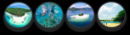 Paket Wisata 1 Hari Gili Nanggu Gili Kedis Gili Sudak Lombok Tour