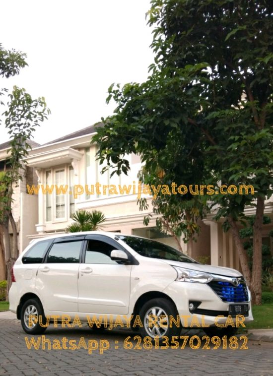 Sewa Rental Mobil Toyota Grand New Avanza
