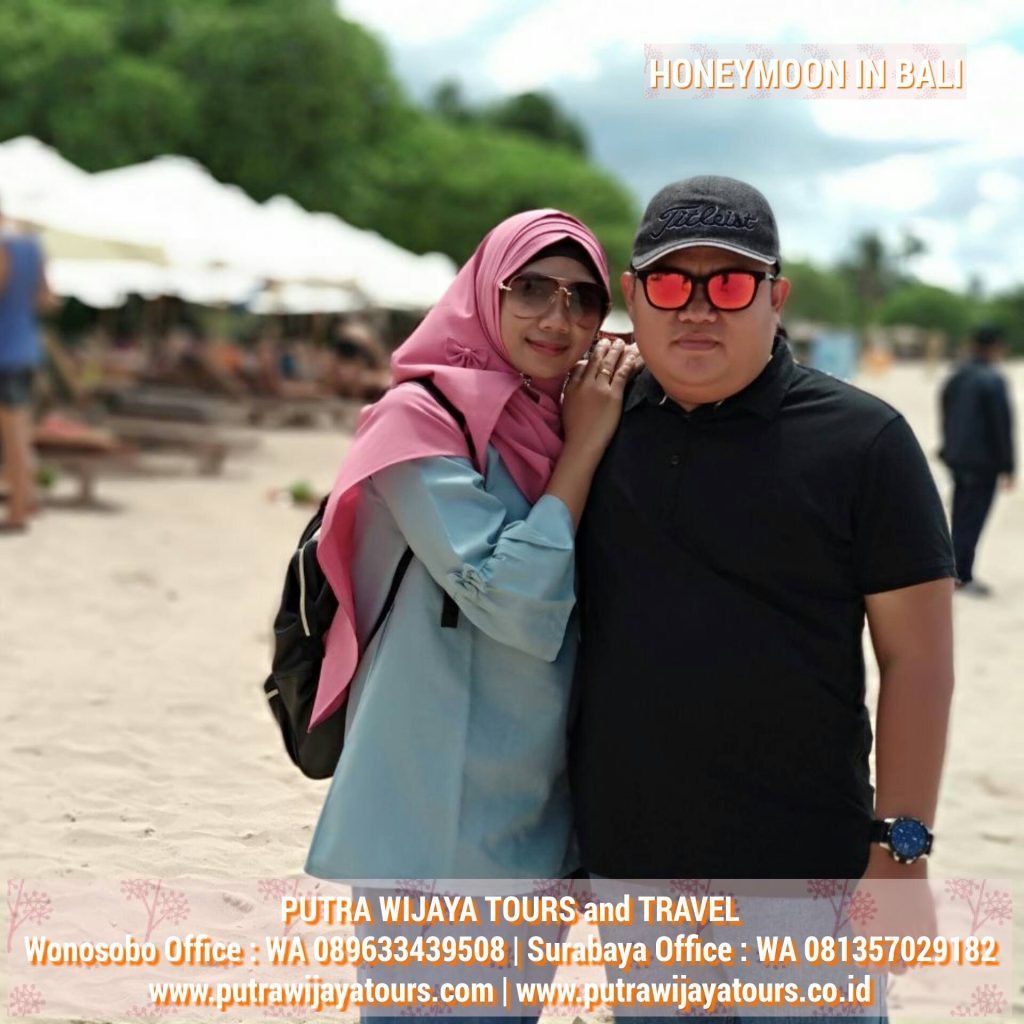 Paket Bulan Madu Honeymoon Murah di Bali