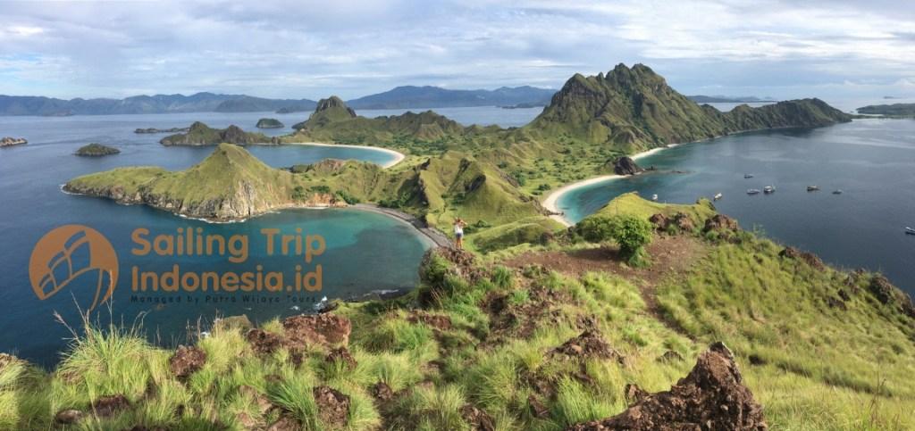 Open Trip Sailing Komodo Labuan Bajo 2021 2022