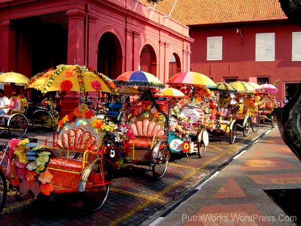 KL MENJERIT 2007 - Day 1 : Johore Bahru, Malacca and Kuala Lumpur (6/6)