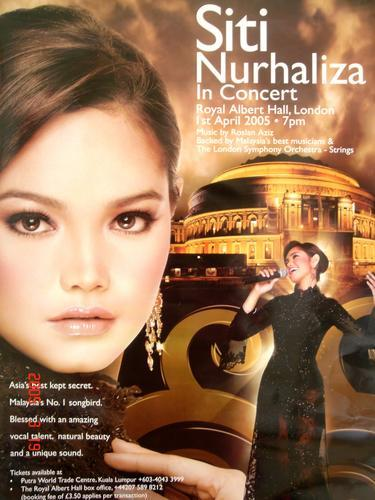 Siti Nurhaliza and the Royal Albert Hall Concert