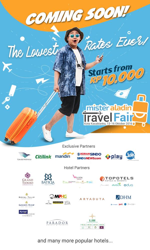 Mister Aladin Travel Fair