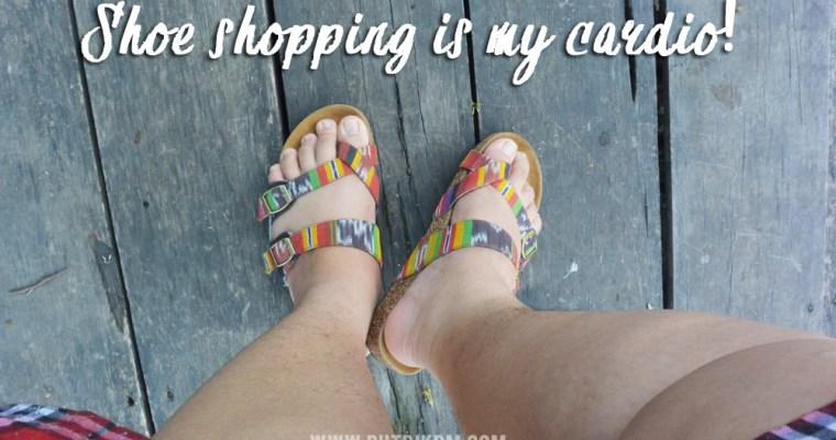 Lakukan Tips Berikut Sebelum Beli Sepatu Dan Sandal Online
