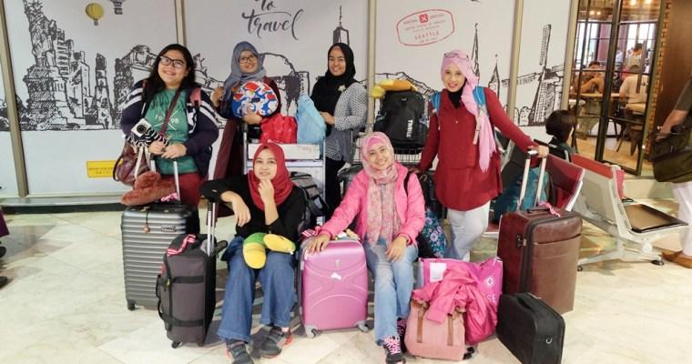 Tips Nyaman Mudik Bersama Keluarga Menggunakan Pesawat Terbang