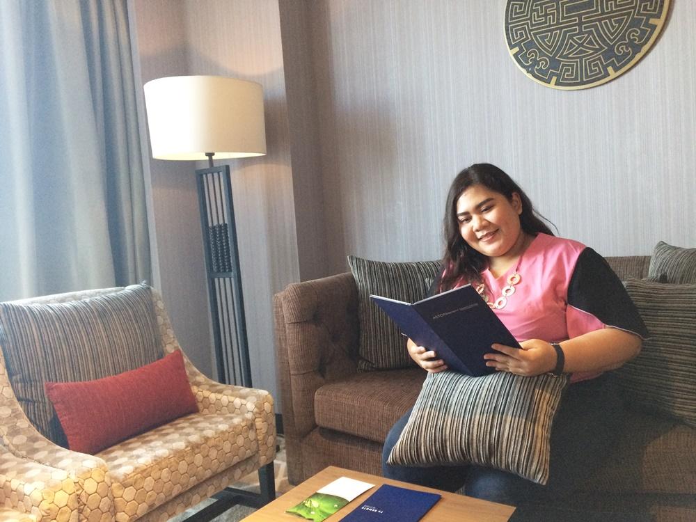 Staycation Di Aston Priority Simatupang