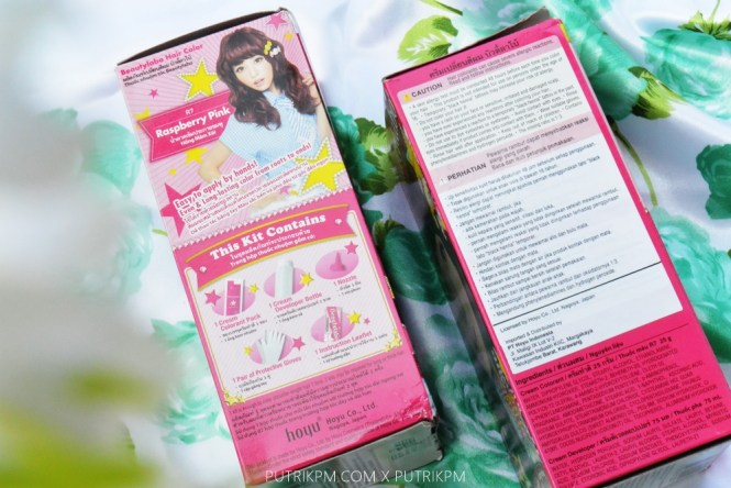 Beautylabo Hair Color Review