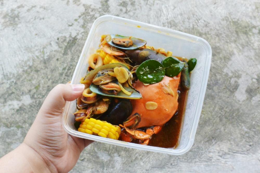 Mama Crab Jakarta