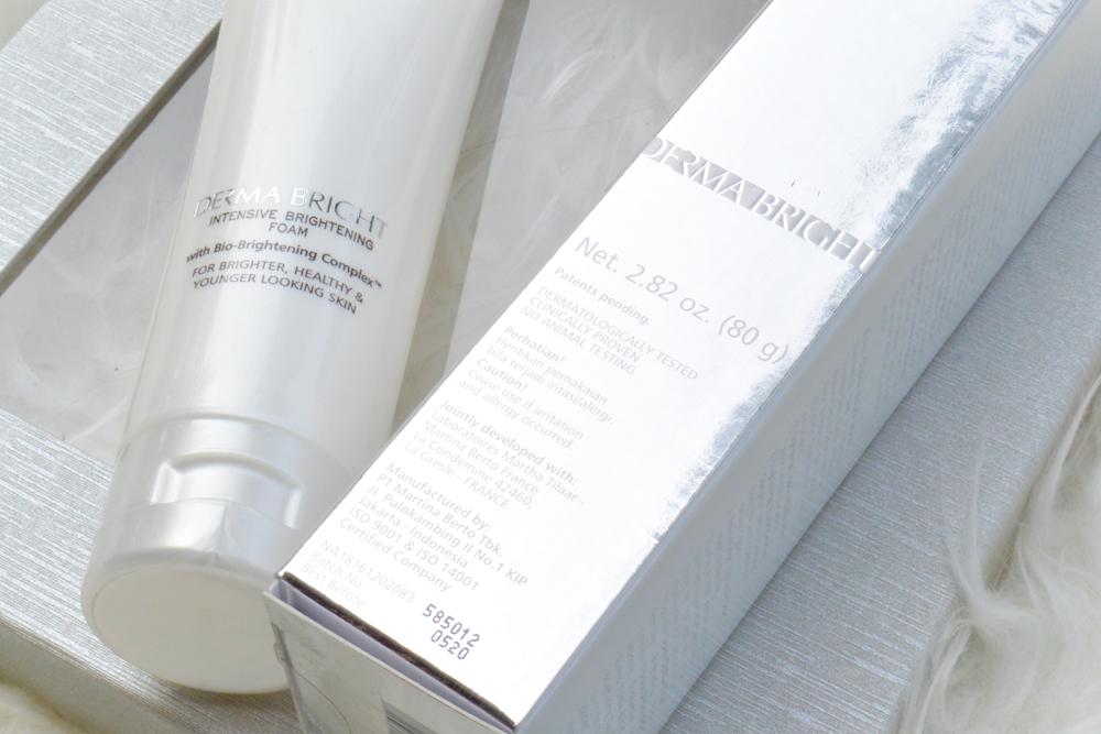 Biokos Derma Bright Intensive Whitening Foam