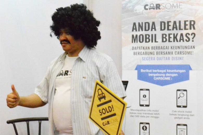 Jual Mobil Bekas Carsome