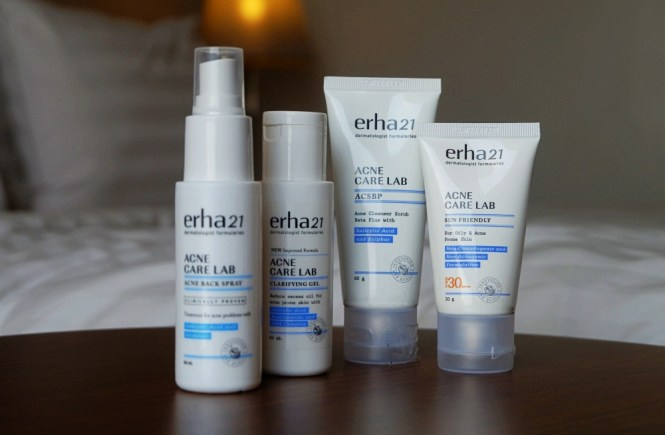Erha Acne Care Lab Review Indonesia