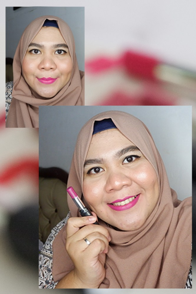 PIXY MATTE IN LOVE REVIEW BAHASA INDONESIA