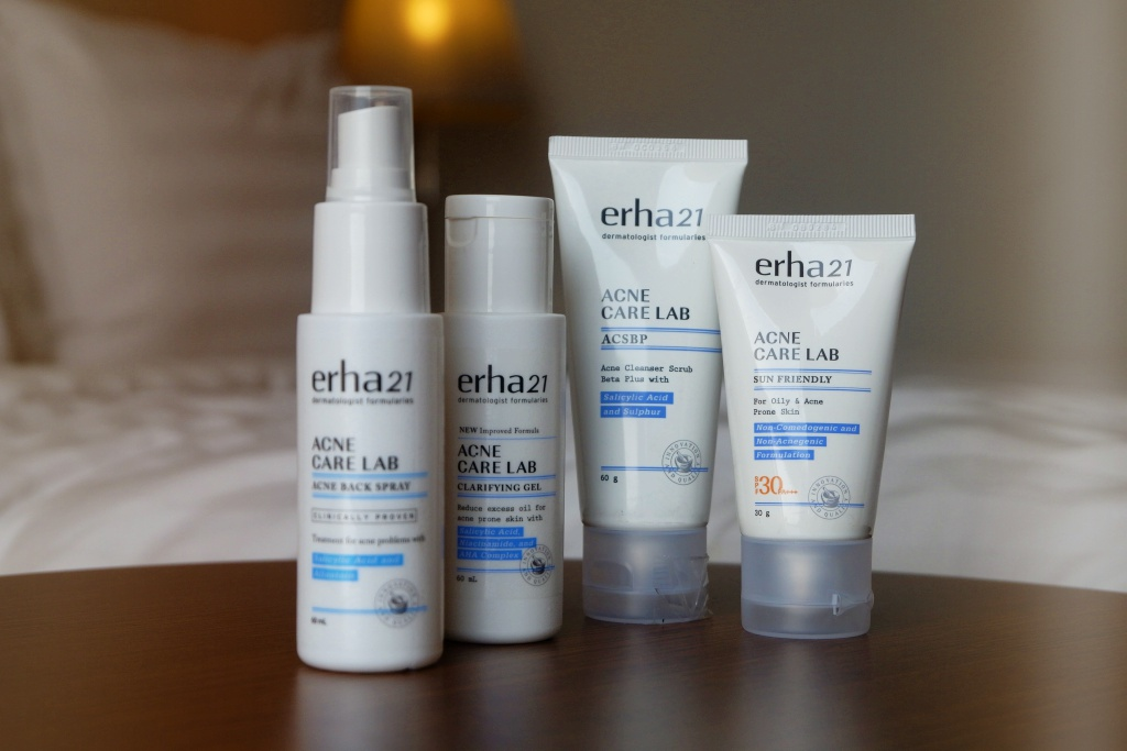 Erha Dermatology Acne Care