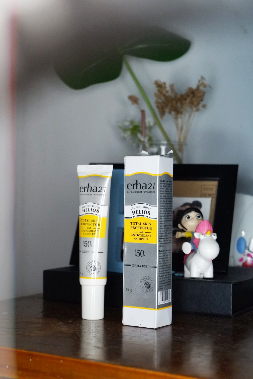 Helios Daily Use SPF 50 PA++ Review