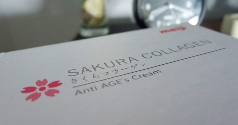 Sakura Collagen Anti Age's Cream