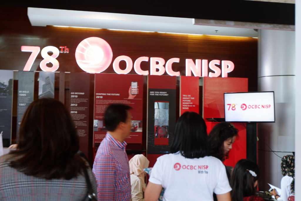 Kado Ulang Tahun OCBC NISP: Semangat Tidak Ada Yang Tidak Bisa