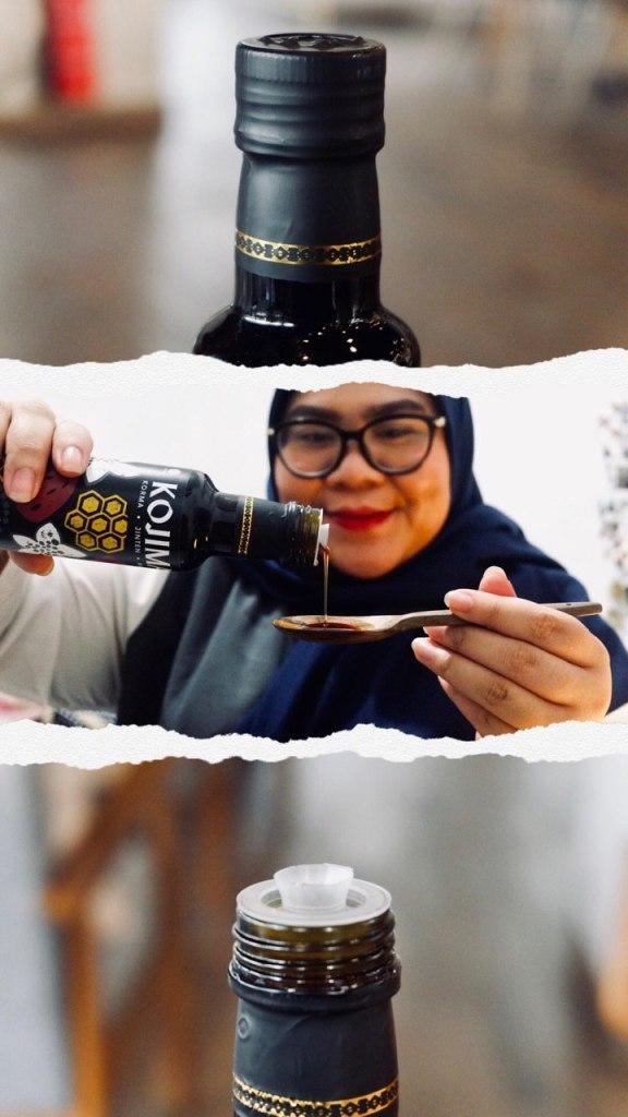 KOJIMA Minuman Kesehatan Korma Jinten Madu