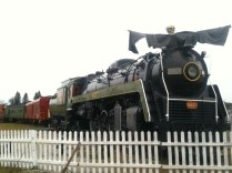 Terror Train in Capreol....actually terrifying!