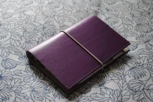 My Filofax :) Love the deep purple