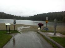 Lost Lake in Whistler