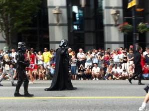 ...And Darth Vader obviously