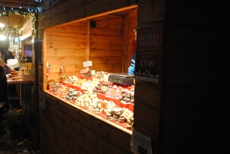 One of the many many stalls