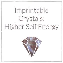 Imprintable Crystals: Higher Self Energy