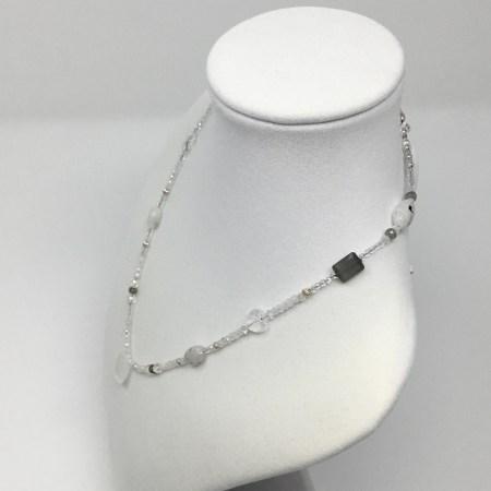 moonstone pendant, rainbow moonstone, moonstone necklace, moonstone jewelry, labradorite necklace