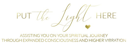 put the light here, spiritual coaching, spiritual journey, higher consciousness, higher vibration
