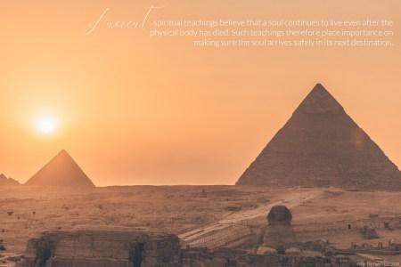 psychopomp, death and dying, shamanism, egyptian pyramids, pyramids at giza