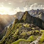 life purpose, higher purpose, machu picchu, william james, about put the light here,