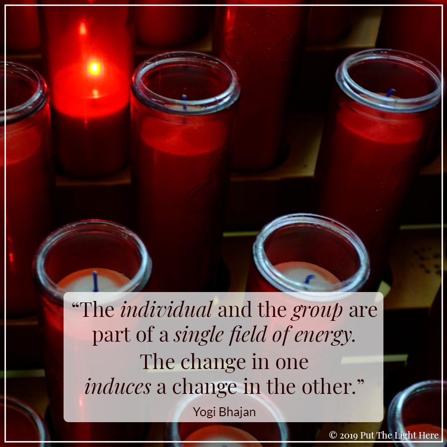 Maeghan Smulders, fractal, yogi bhajan, collective consciousness, energy healing