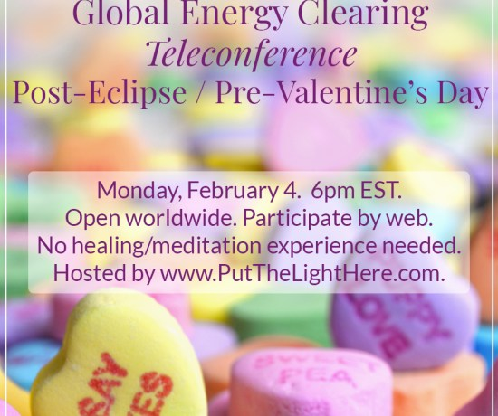 laura ockel, empath valentine, energy clearing, lightworkers united