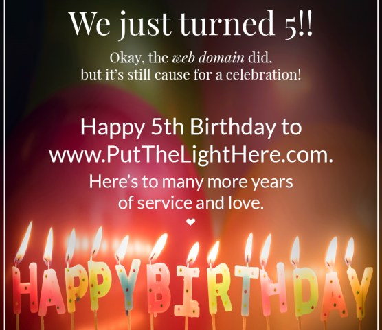 happy birthday, rawpixel, put the light here, spiritual journey