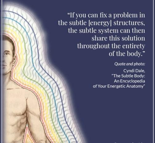 cyndi dale, energy body, energy healing, human aura, reiki