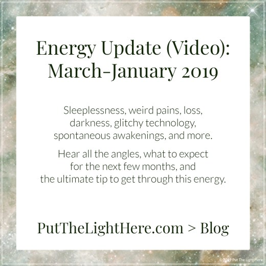 energy update, lightworker, ascension, energy healer, energy healing